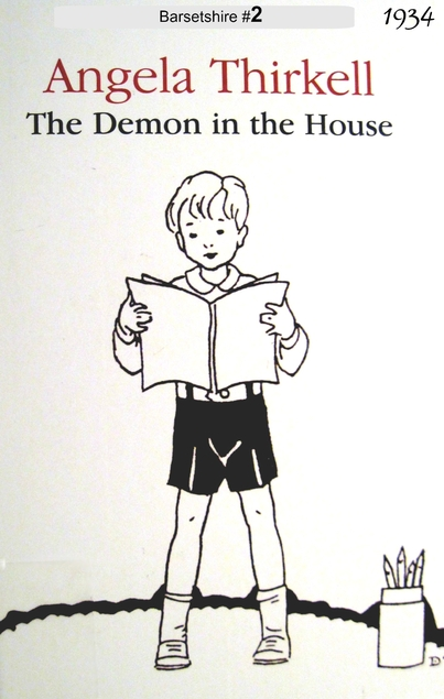 The Demon in the House cover