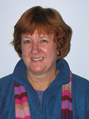 Author photo. Ellen Tijsinger