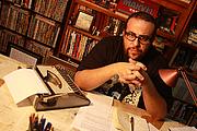 Author photo. Ferréz