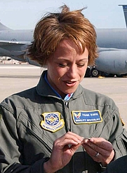Author photo. Photo by SSGT KENNETH BELLARD, USAF, cropped by uploader (defenseimagery.mil)