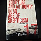 SCRIPTURE AND AUTHORITY IN AN AGE OF…