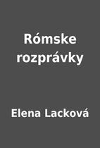Rómske rozprávky by Elena…