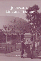 Journal of Mormon History - Volume 38, No. 4…