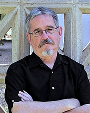 Author photo. photo by Meghan Martin for the Virginia G. Piper Center for Creative Writing