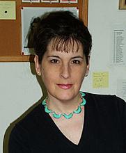 Author photo. Mel Neuhaus