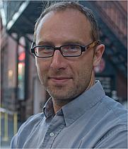 Author photo. Photo credit: David Franco