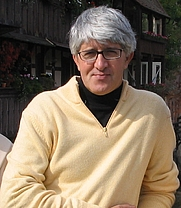 Author photo. Davide Schenetti (Wikimedia Commons)