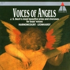 Voices of Angels: J.S. Bach's Most Beautiful…
