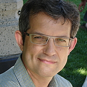 Author photo. Nigel W. Rowe