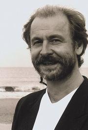 Author photo. Schriftsteller Klaus-Peter Wolf
