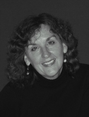 Author photo. Joan Boote