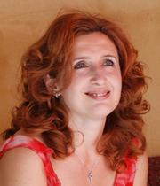 Author photo. Mel Cain