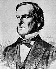 Author photo. George Boole. Wikimedia Commons.