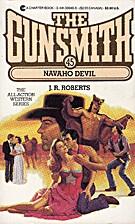 Navaho Devil by J. R. Roberts