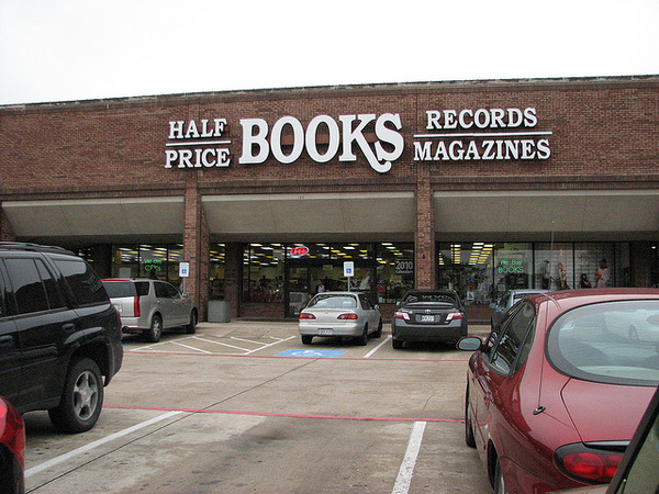 Half price books arlington