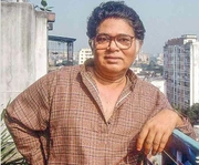 Author photo. <a href=&quot;http://www.daily-sun.com/arcprint/details/165302/Remembering-Sunil-Gangopadhyay-on-his--82nd-birth-anniversary-/2016-09-07&quot; rel=&quot;nofollow&quot; target=&quot;_top&quot;>http://www.daily-sun.com/arcprint/details/165302/Remembering-Sunil-Gangopadhyay-...</a>
