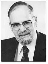 Author photo. Israel Kirzner, Austrian School economist