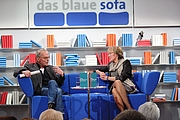 "Author photo. Leipziger Buchmesse 2011 - Wolf Wondratschek und Luzia Braun im Gespräch. By Lesekreis - Own work, CC0, <a href=""https://commons.wikimedia.org/w/index.php?curid=16180617"" rel=""nofollow"" target=""_top"">https://commons.wikimedia.org/w/index.php?curid=16180617</a>"