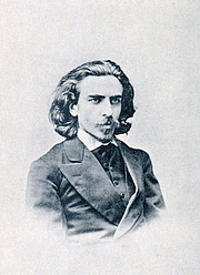 Author photo. Image from <b><i>Sobranie sochineni</i></b> (1901) by Vladimir Sergeyevich Solovyov