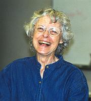 Author photo. Credit: Ellen Levy Finch, 1998, Seattle, Wash.