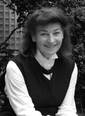 Author photo. Josephine Hart, 2010