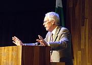 Author photo. Humphrey Tonkin