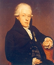 Author photo. Portrait of Rhijnvis Feith in 1819, by Willem Bartel van der Kooi (1768-1836)
