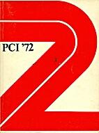 PCI '72 Almanacco