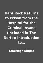 hard rock returns to prison