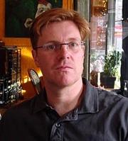 Author photo. The Open University