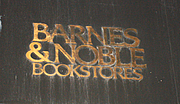 Author photo. Signage outside the recently closed store at 600 Fifth Avenue, New York, taken by Lampbane
