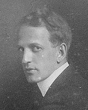 Author photo. Unknown (Bain News Service, publisher) from Wikipedia Commons