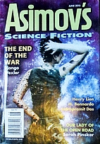 Asimov's Jun 2015 cover