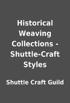 Historical Weaving Collections -…