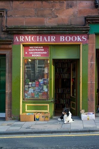 Armchair Books In Edinburgh Scotland Librarything Local
