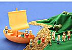Tales of Glory Galilee Boat