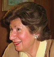 Author photo. Alicia María Zorrilla. Photo by Wikimedia user Mavit.