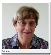 Author photo. Pat Noad