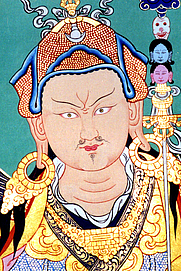 Author photo. Padmasambhava | Guru Rinpoche