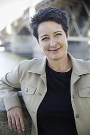 Author photo. Kim Taylor Blakemore