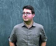 Author photo. George Mann