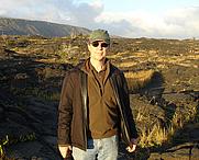 Author photo. Geoffrey M. White