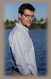 Author photo. Marc Von Borstel