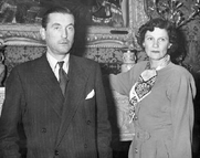 Author photo. As Marchioness of Bath, with her first husband. Uncredited photo from <a href=&quot;http://www.thepeerage.com/p2409.htm&quot; rel=&quot;nofollow&quot; target=&quot;_top&quot;>ThePeerage.com</a>
