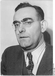 Author photo. Louis Fürnberg