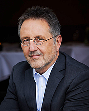 Author photo. Rainer Moritz
