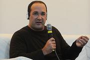 """Author photo. Autor de """"1001 Filmes para Ver Antes de Morrer"""" conversa com o público na XIV Bienal do Livro do Rio de Janeiro"""