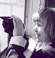 Author photo. C.T. Adams
