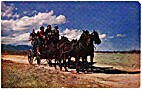 The Old Stagecoach of the West by Merle…