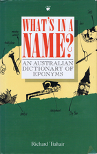What's in a name? : an Australian dictionary…